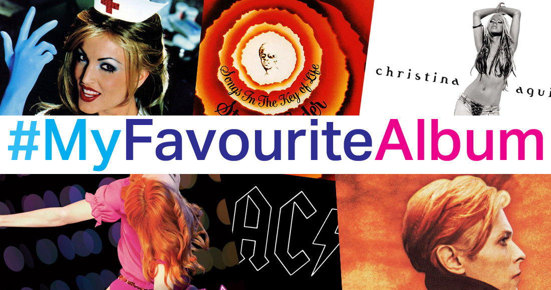 Official Charts staff reveal their all-time favourite albums