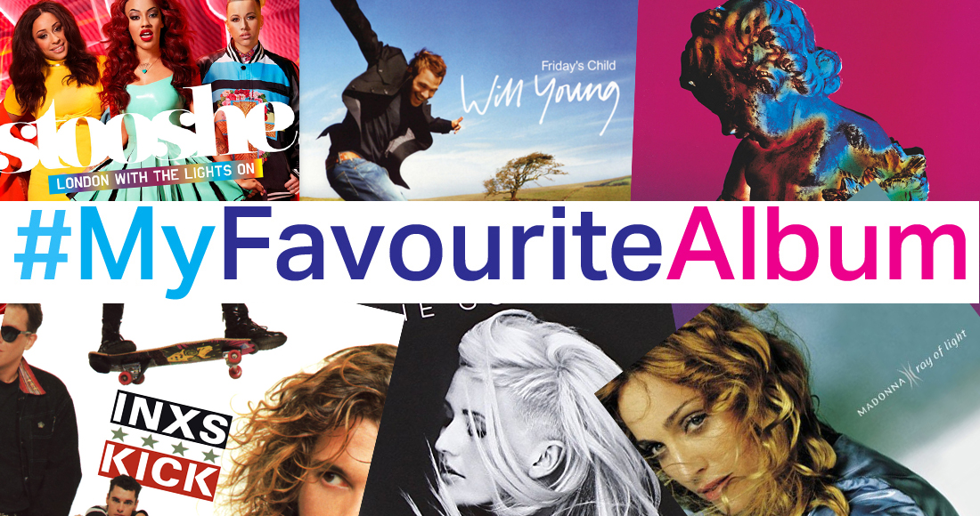 OfficialCharts.com readers pick their favourite albums of all time