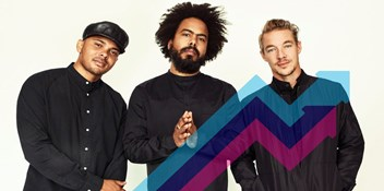 Major Lazer, Justin Bieber and MØ's Cold Water soars to Number 1 on the Official Trending Chart