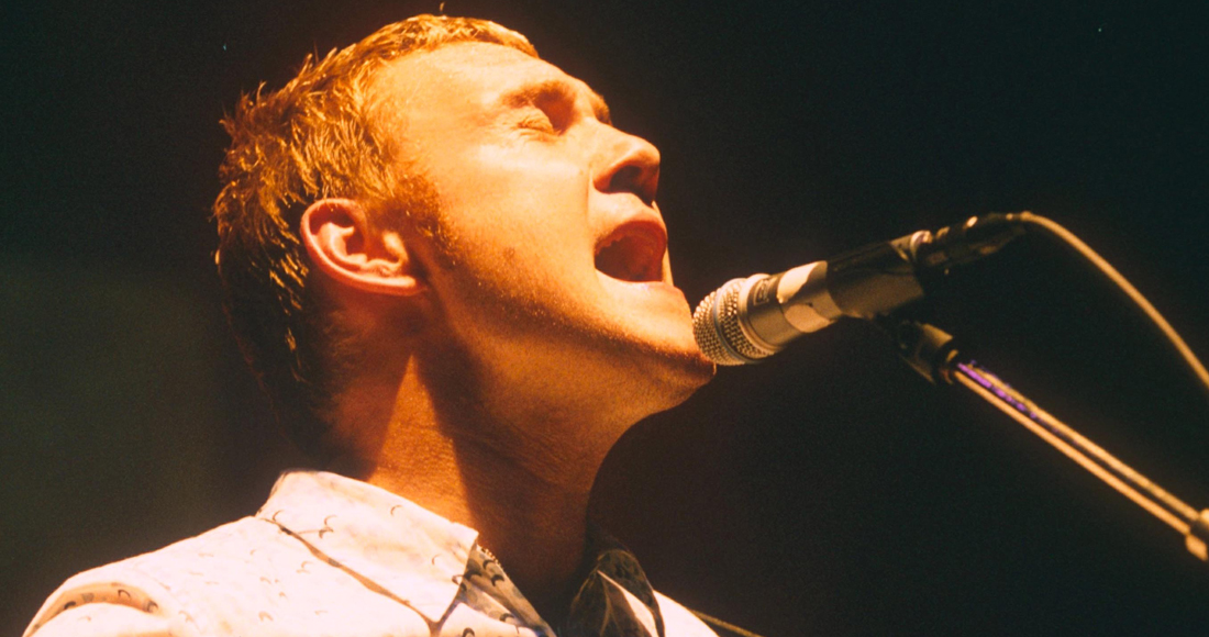 David Gray complete UK singles and albums chart history