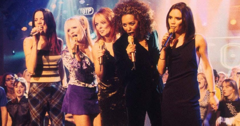 Sales of Spice Girls' Greatest Hits up 205% since reunion talks