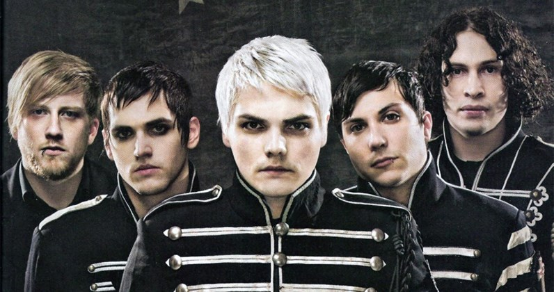 My Chemical Romance hit songs and albums