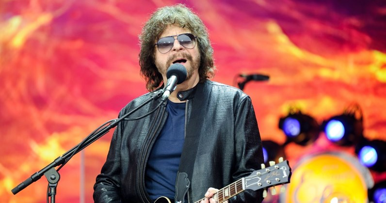 Jeff Lynne's ELO complete UK singles and albums chart history