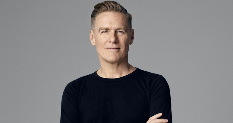 Bryan Adams complete UK singles and albums chart history