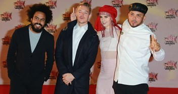 Major Lazer, Justin Bieber & MØ's Cold Water bound for second week at Number 1