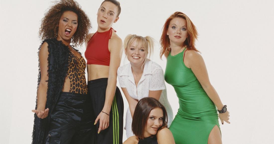 Spice girls with lyrics
