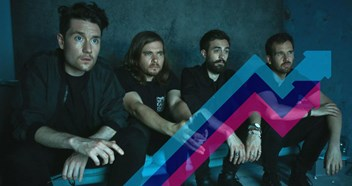 Bastille's Good Grief takes Official Trending Chart top spot