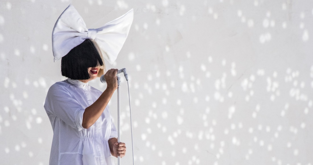 Sia complete UK singles and albums chart history
