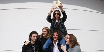 "Blossoms score debut Number 1 album: ""We're absolutely made up"""