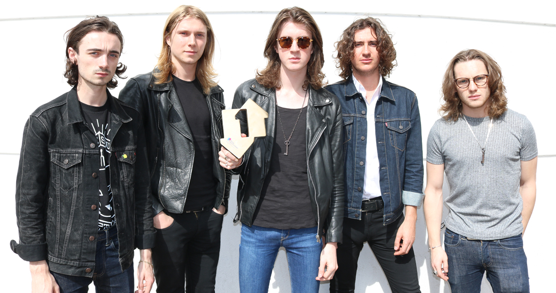 Blossoms' debut album stays at Number 1 for a second week