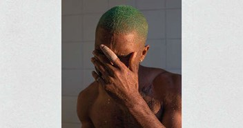 Frank Ocean heading for first UK Number 1 album with Blonde