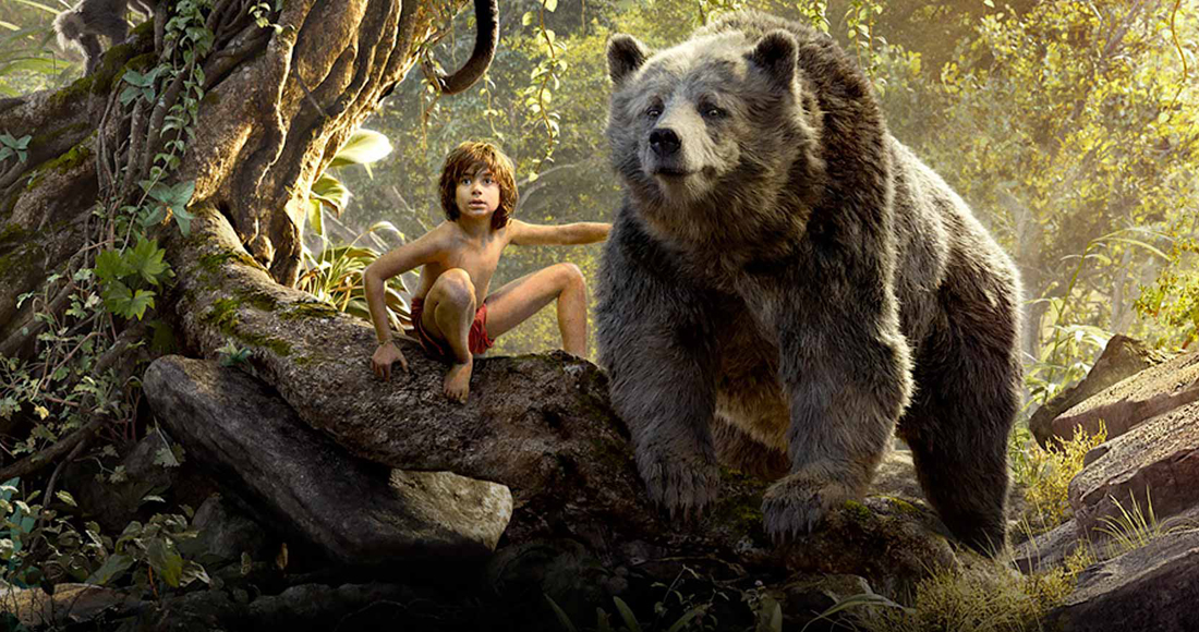 The Jungle Book on track to be this week's best selling DVD/Blu-ray