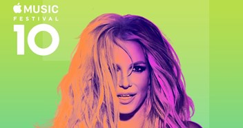 The lineup for the Apple Music Festival 2016 has been revealed and includes Britney Spears, Robbie Williams and The 1975