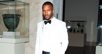 Frank Ocean scores his first Official UK Number 1 album with Blond