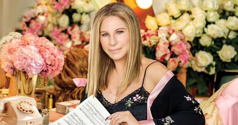 Barbra Streisand complete UK singles and albums chart history