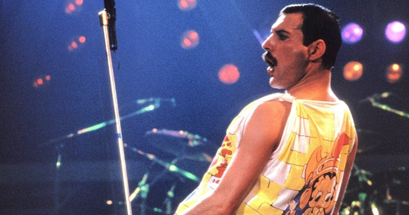 New Freddie Mercury music – we count down his biggest solo hits