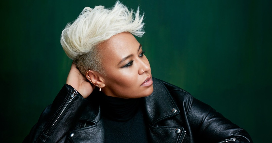 Emeli Sande complete UK singles and albums chart history