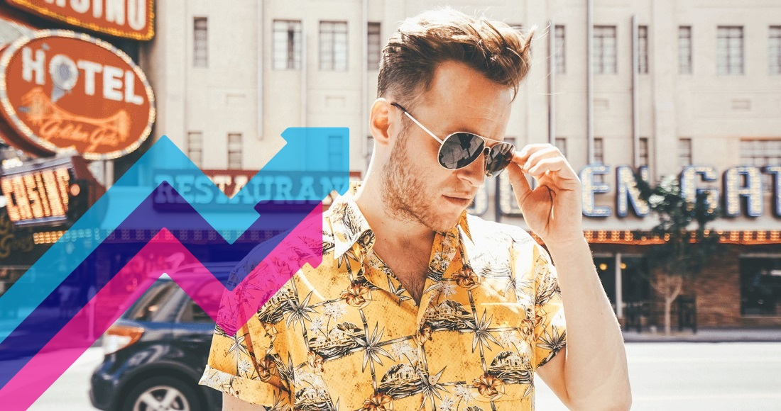Olly Murs' You Don't Know Love is this week's Official Trending Chart Number 1