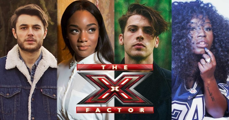 51dba2dd8b Did you know these tracks from X Factor alumni existed  And that some of  them are - whisper it - quite good