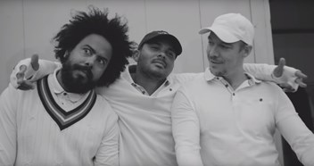 Major Lazer are having the time of their lives in Cold Water music video