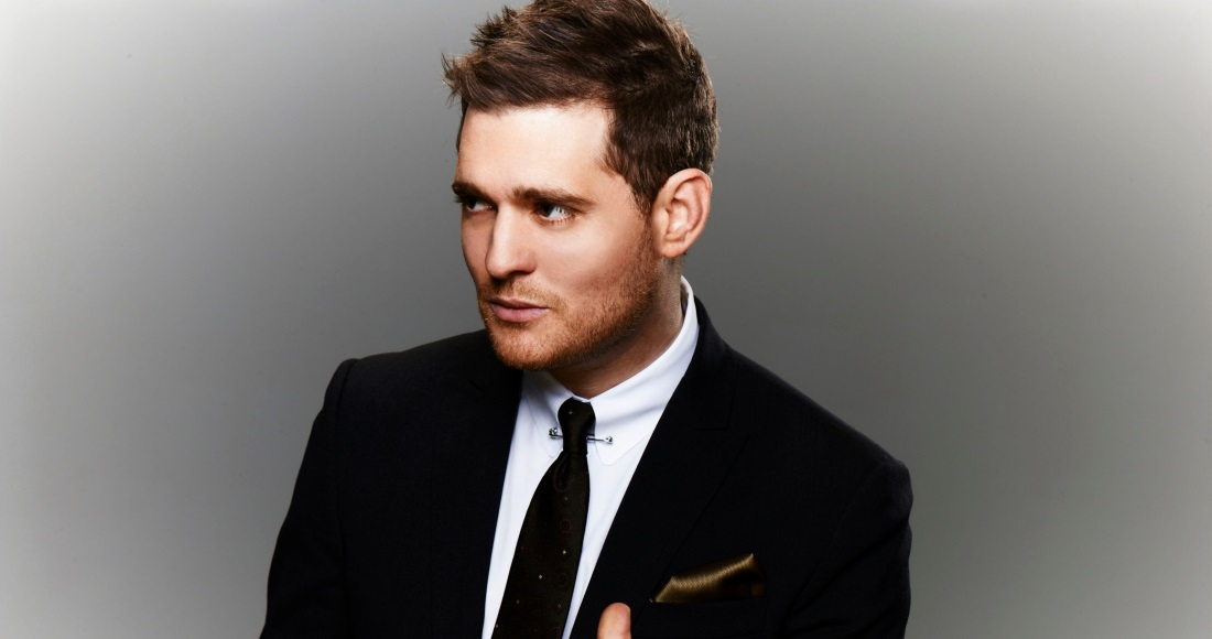 BBC announces Michael Buble at the BBC TV special