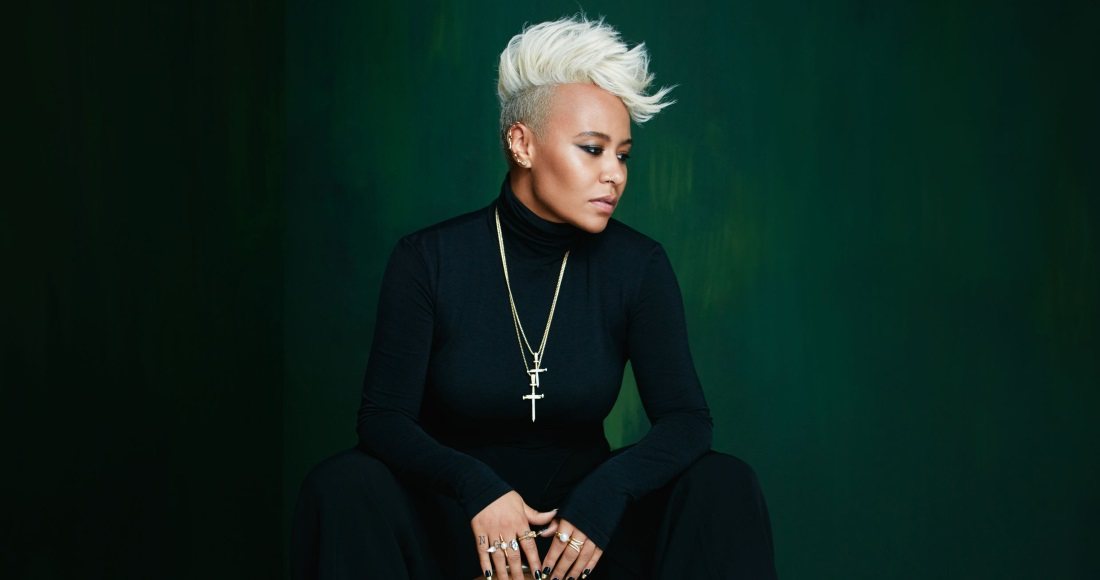 Who is supporting Emeli Sandé on her 2017 UK arena tour?