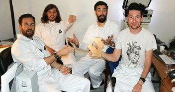 "Bastille score second Number 1 album with Wild World: ""This feels very surreal"""