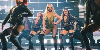 Britney Spears wows with 90-minute greatest hits show at Apple Music Festival