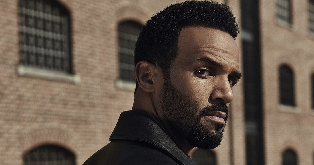 Craig David set for first Number 1 album in 16 years