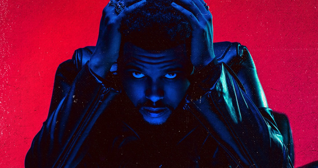 The Weeknd complete UK singles and albums chart history