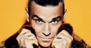 "Robbie Williams: ""I care about the charts - I'm so competitive"""