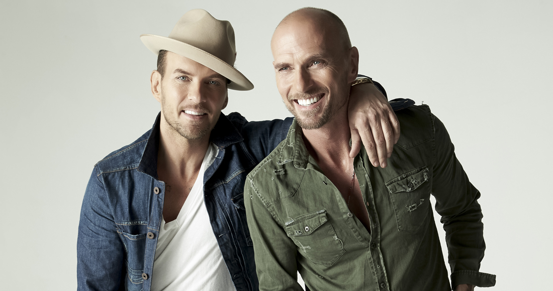 Bros complete UK singles and albums chart history