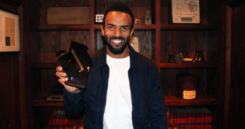 Craig David complete UK singles and albums chart history