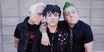 Green Day lead all new Official Albums Chart Update Top 5 with Revolution Radio