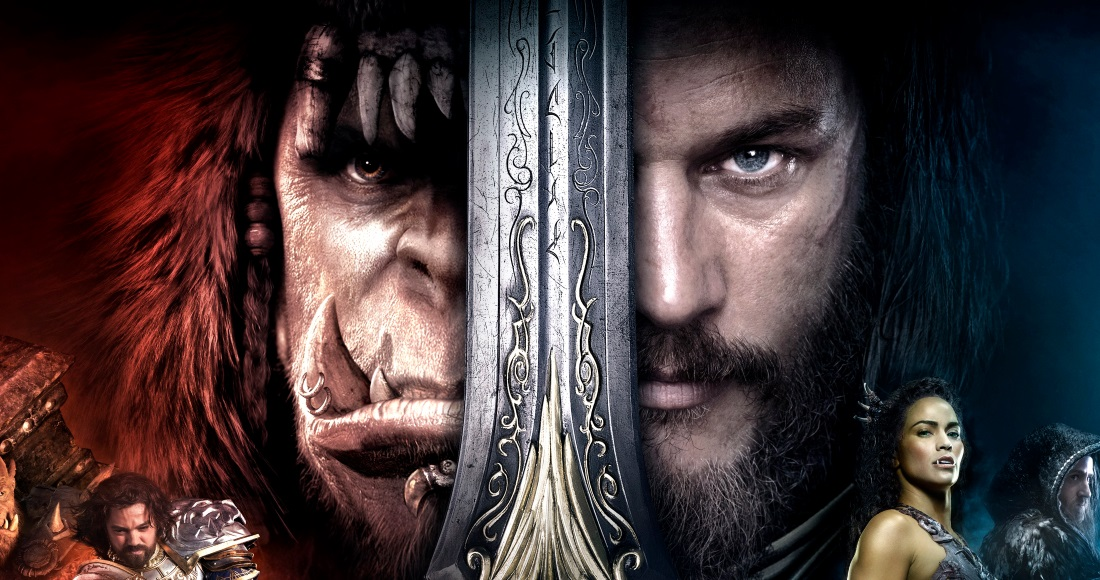 Will Warcraft be crowned this week's best-selling DVD?