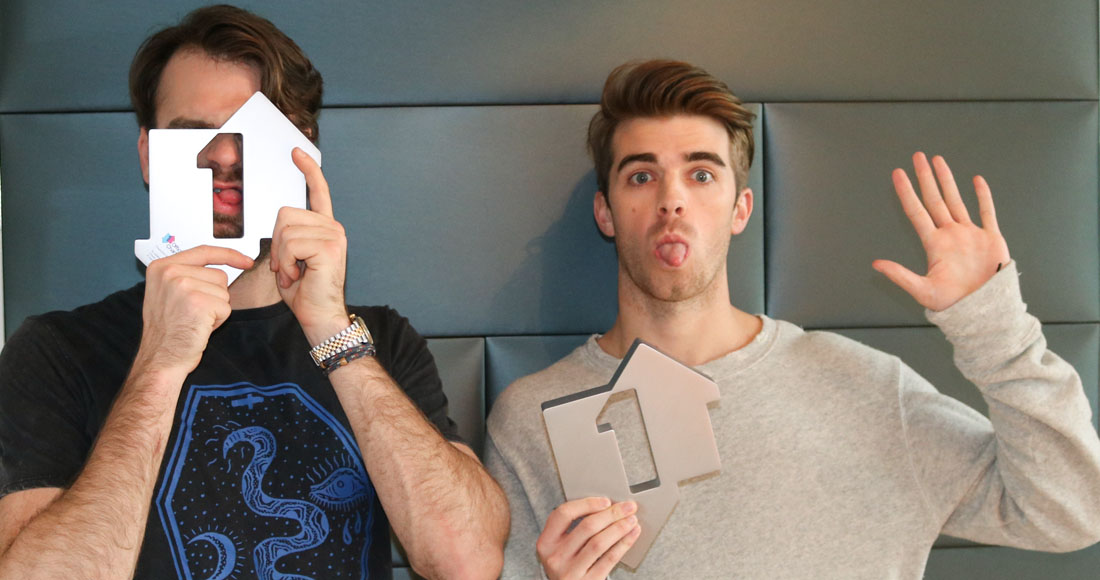 The Chainsmokers complete UK singles and albums chart history