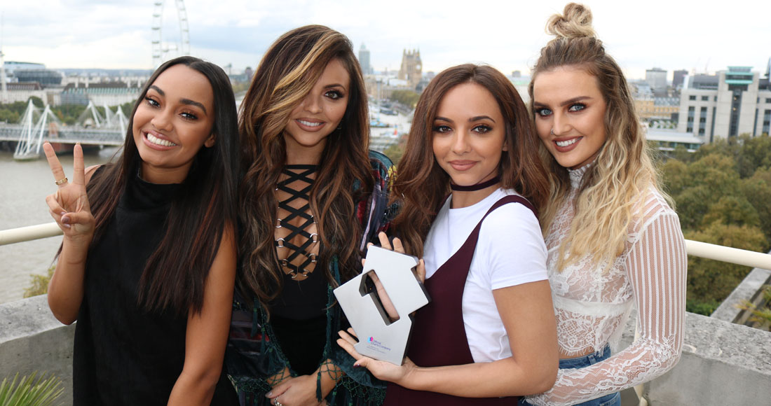 Little Mix complete UK singles and albums chart history
