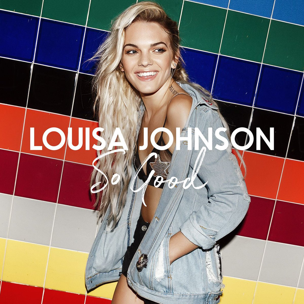 「Louisa Johnson - So Good」的圖片搜尋結果