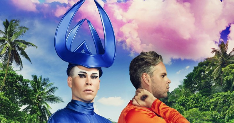 Empire of the Sun complete UK singles and albums chart history