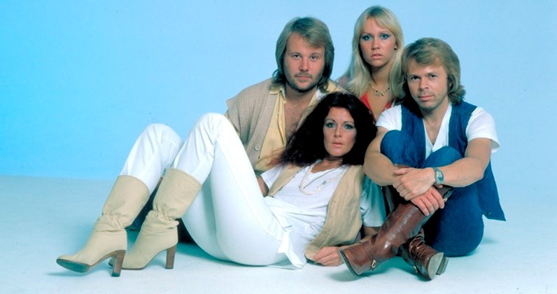 ABBA's Official Top 20 biggest songs
