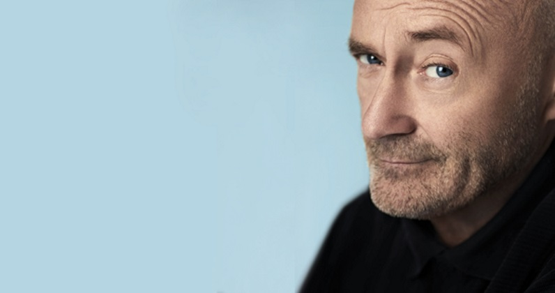 Phil Collins complete UK singles and albums chart history