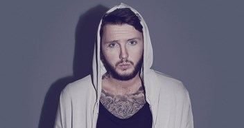 James Arthur is on the edge of securing his first Number 1 album