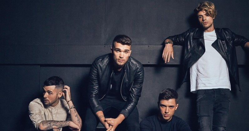Union J complete UK singles and albums chart history