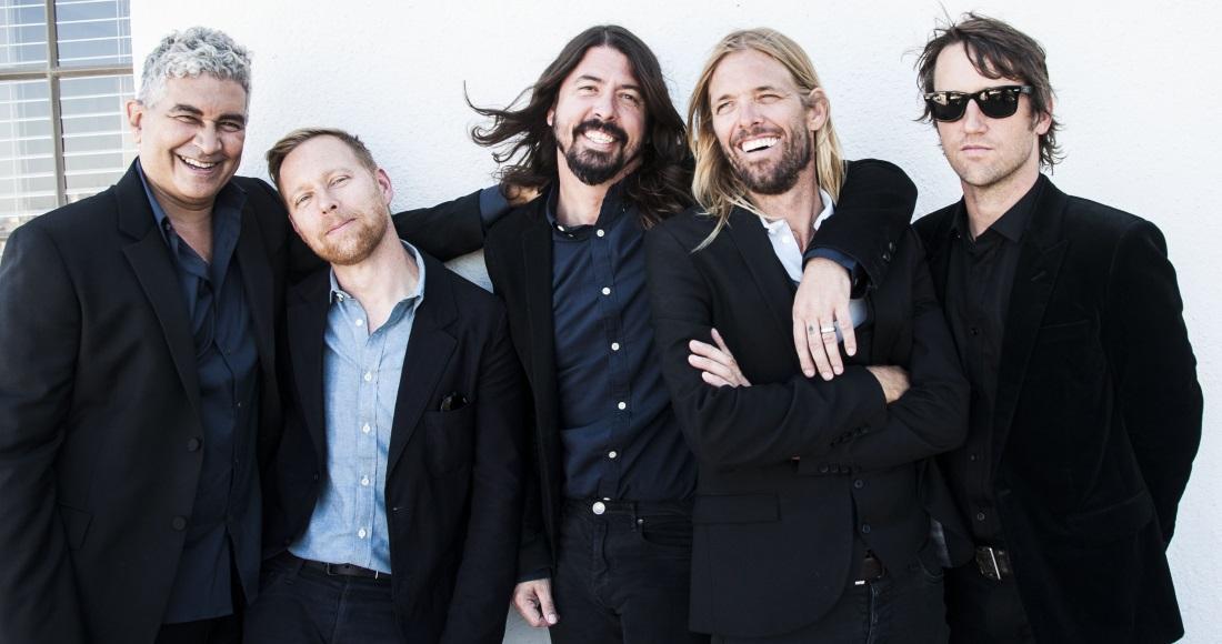 Foo Fighters Lollapalooza 2018