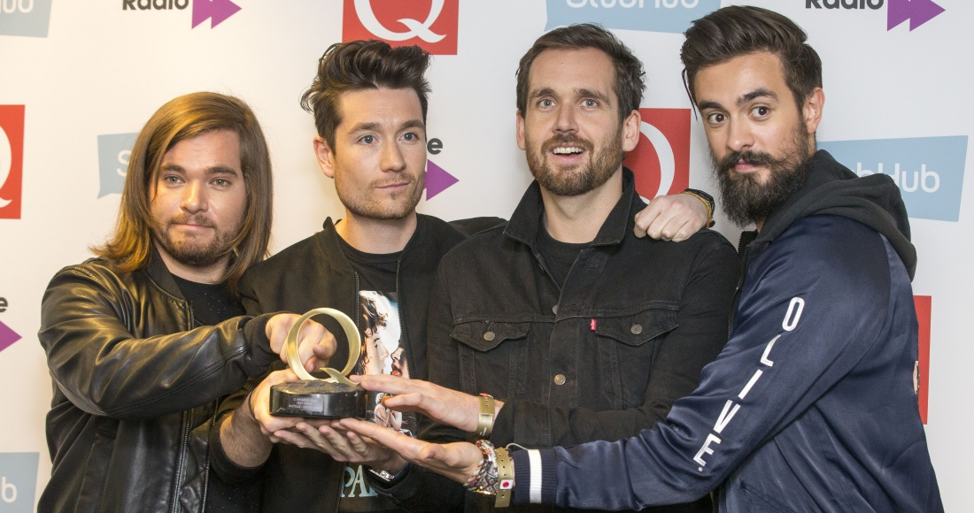 Q Awards 2016 winners announced
