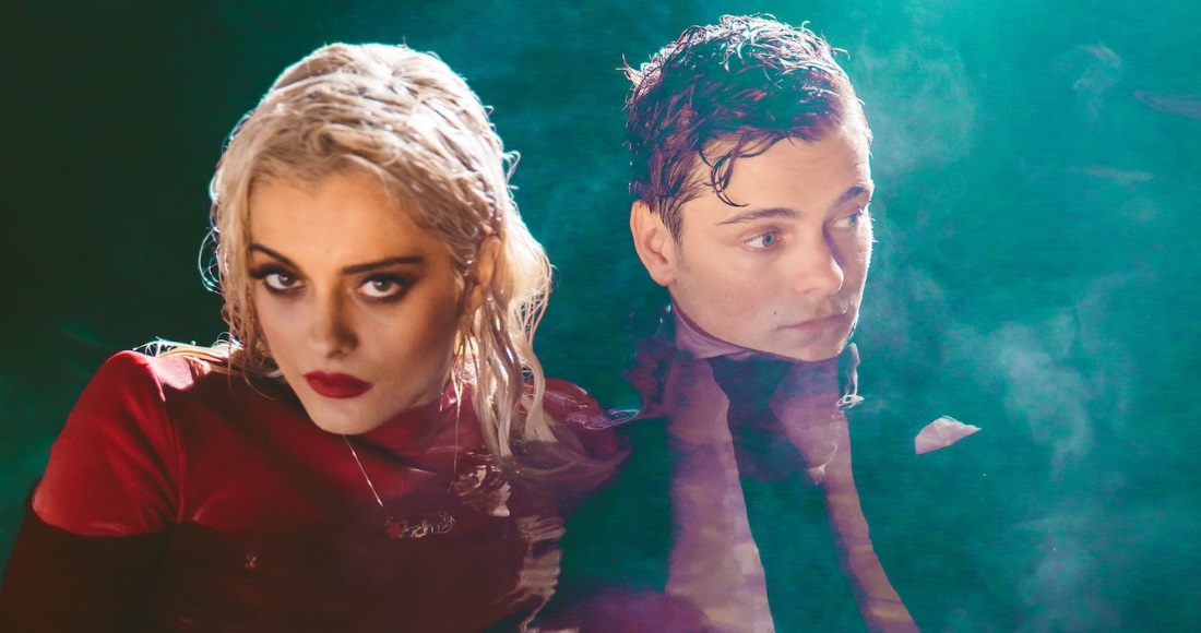 Martin Garrix Bebe Rexha complete UK singles and albums chart history
