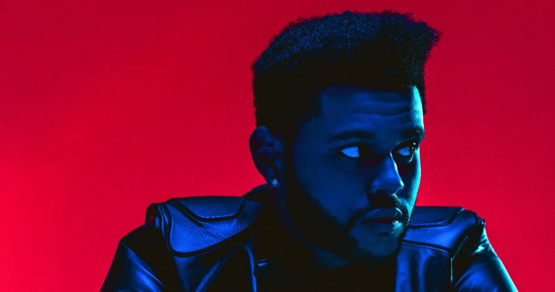 The Weeknd Daft Punk complete UK singles and albums chart history