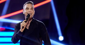 Robbie Williams announces new album of demos and previously unheard songs - but it won't count towards the chart