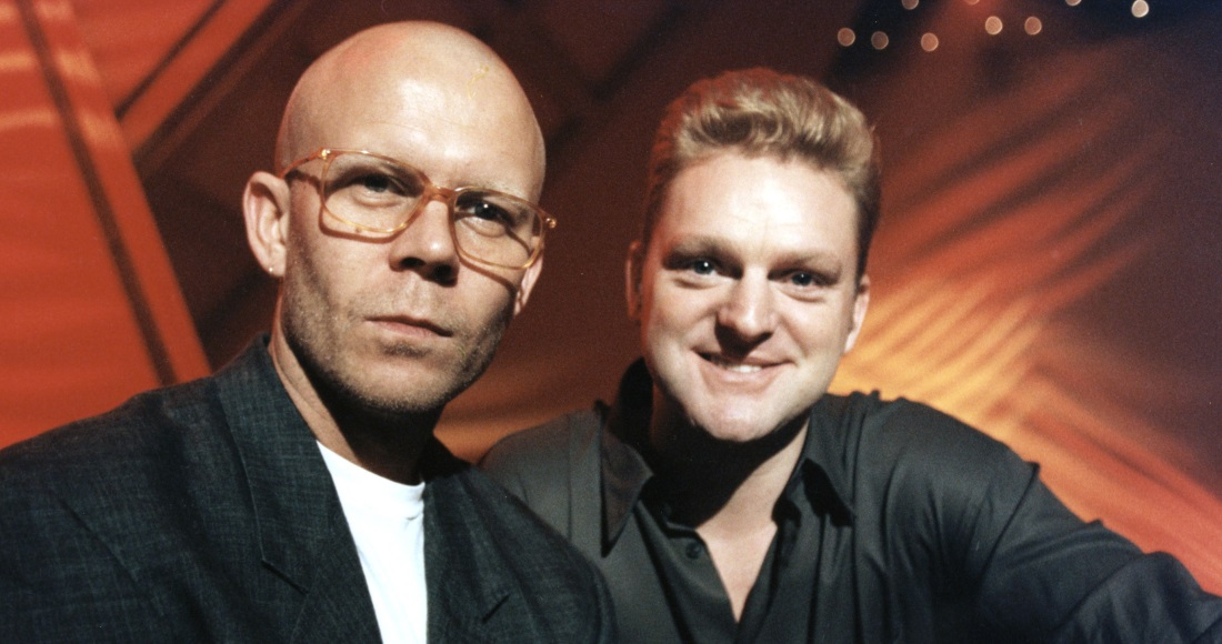 Erasure complete UK singles and albums chart history