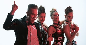 Robbie Williams' Official Top 40 biggest selling singles
